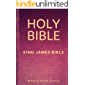 Bible: King James Bible version  Old and New Testaments (KJV) (Annotated)