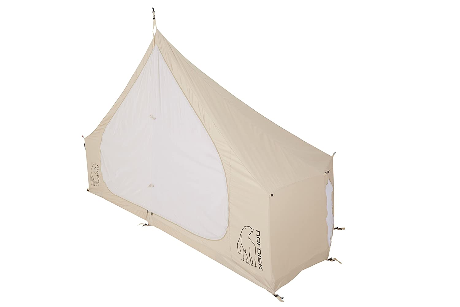 Nordisk Asgard 12.6 m² Inner Cabin Technical Cotton natural 2016 Zeltboden