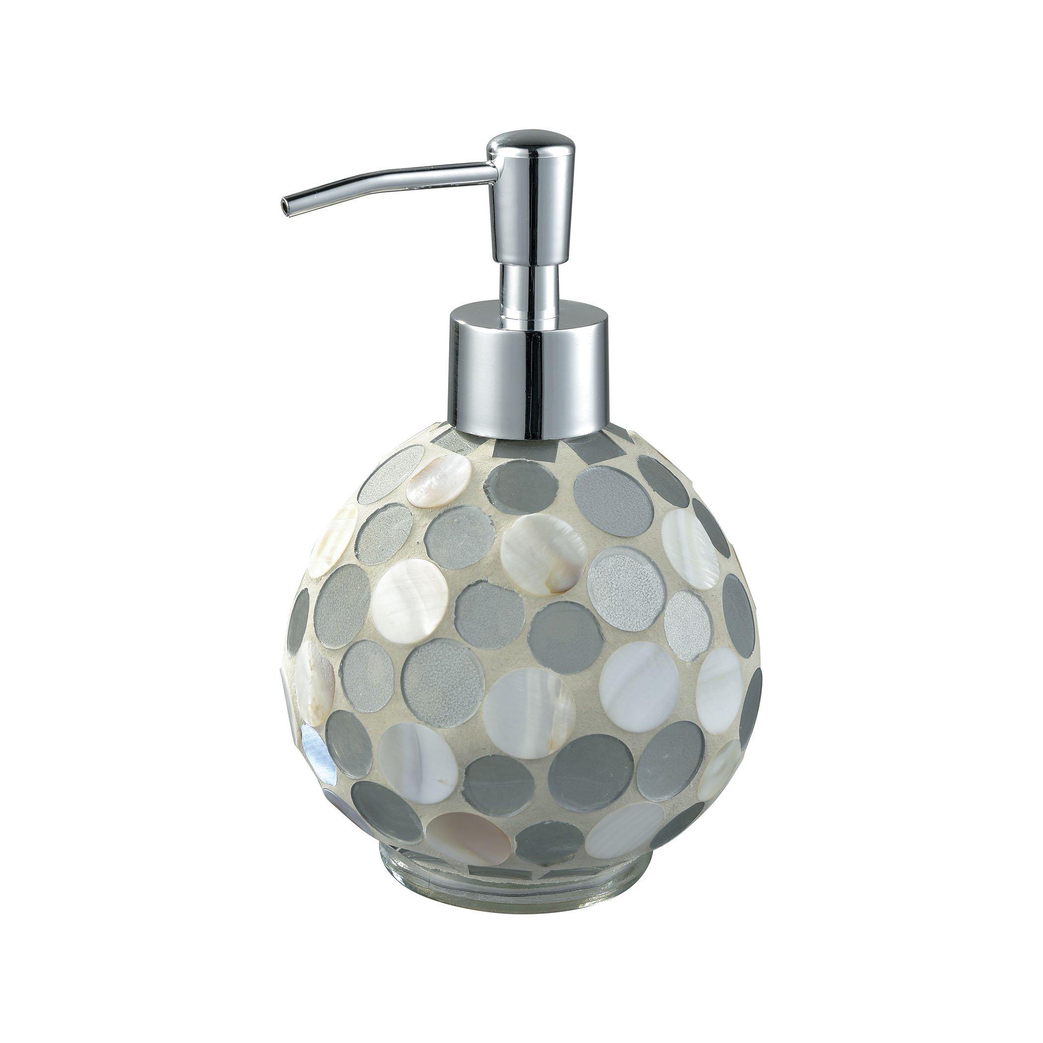 Pomeroy 556265 Mako Lotion Dispenser - FW, Brown