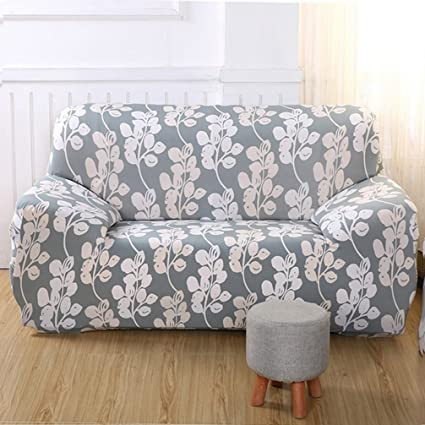 Bon LVYING Stretch Sofa Covers Furniture Protector Non Slip Slipcovers Floral  Towel Covering Elastic Sofa Couch Cover