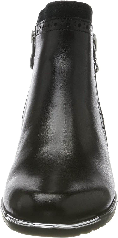 CAPRICE Damen Kelli Stiefeletten Schwarz Black Comb 19