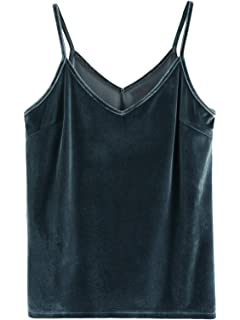 feeed9a6ff8 Shy Velvet Women Summer Cami Camisole Halter Top Plus Size Tank Top ...
