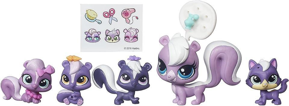 Amazon.es: Littlest Pet Shop Surprise Families Mini Pet Pack ...