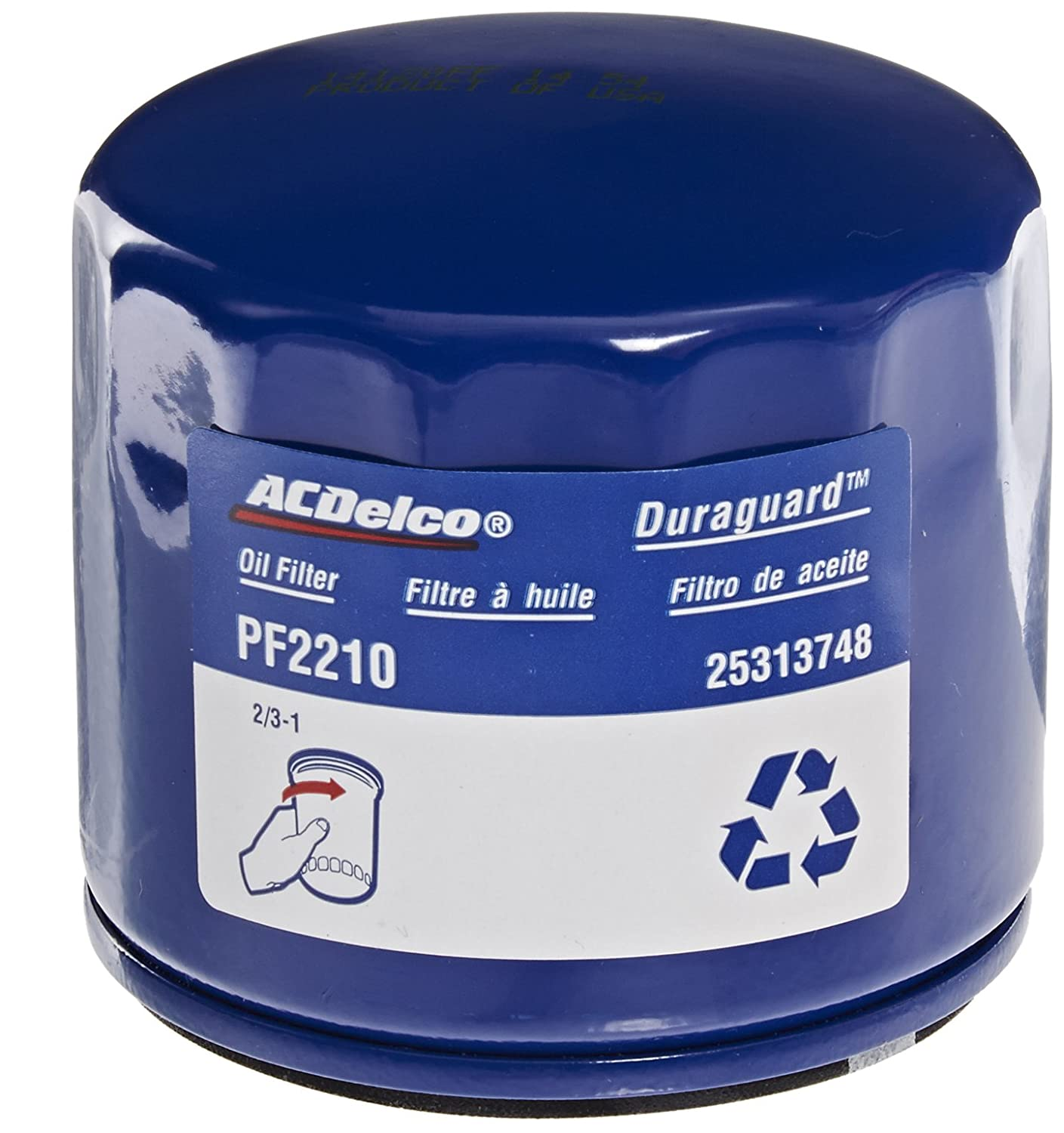 ACDelco PF2210 Professional Engine Oil Filter PF2210-ACD