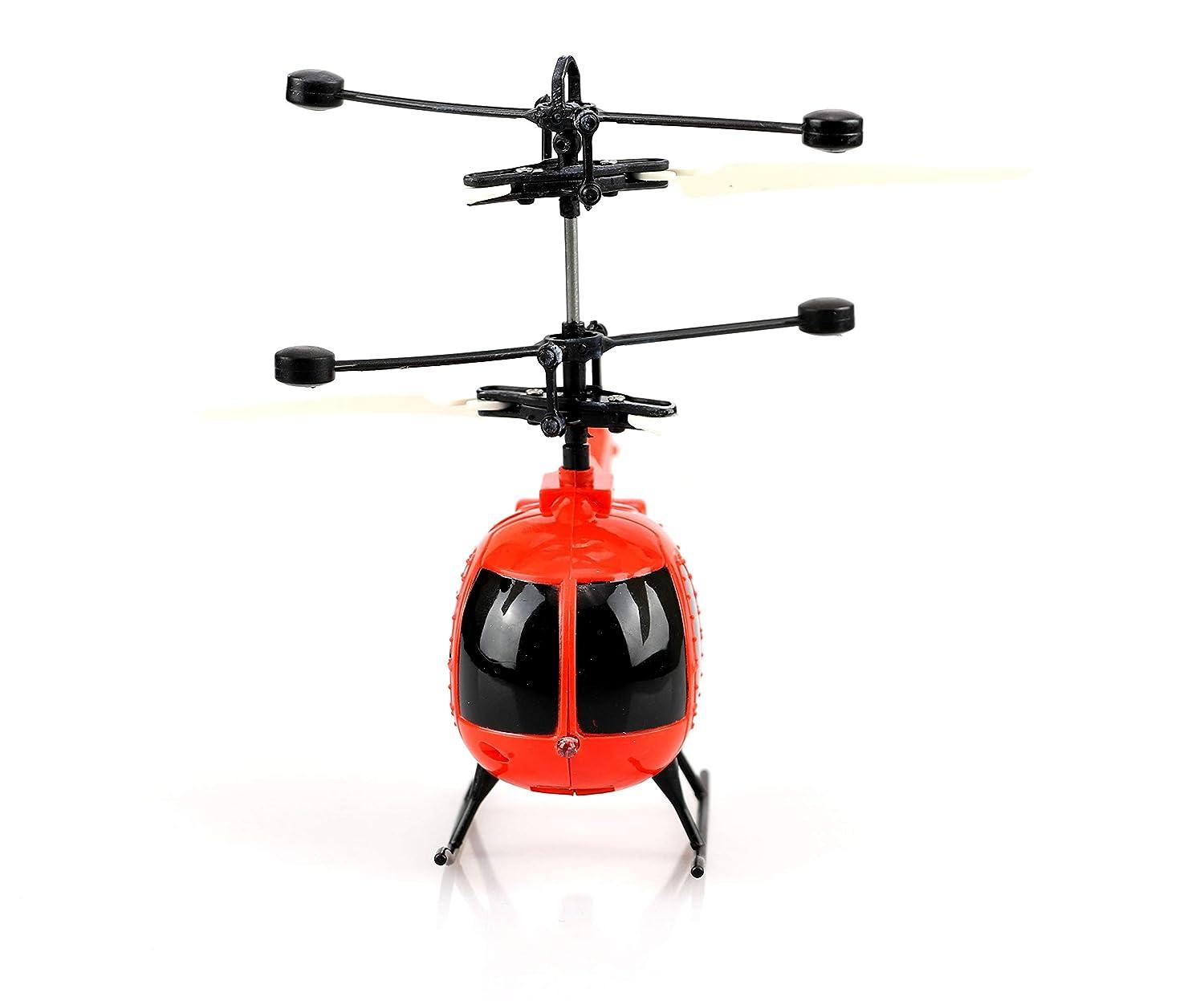 Hughes 500 Moustiquaire H/élicopt/ère 500 Facile /à piloter avec le mouvement de la main Un super cadeau pour tous les amis et les pilotes rouge - Nouveaut/é 2018 Jouet pour jeune et vieilli