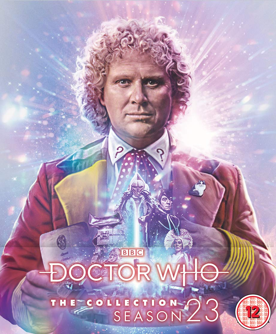 Doctor Who - The Collection - Season 23 - Limited Edition ...