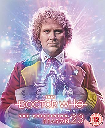 Dr Who Christmas Special 2019.Doctor Who The Collection Season 23 Blu Ray 2019 Amazon