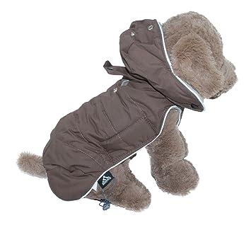 BABYDOG 881097 Abrigo Chaqueta Impermeable Para Perro, caliente para mascotas, prenda de vestir invierno