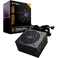 EVGA 700 GD, 80+ Gold 700W, 5 Year Warranty, Power Supply 100-GD-0700-V1