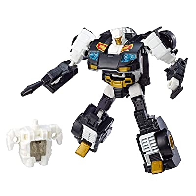 Hasbro Transformers Generation Selects: Ricochet Deluxe Action Figure: Toys & Games