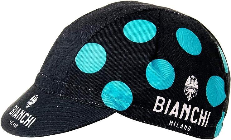 Bianchi Milano Neon Casquette de Cyclisme Homme