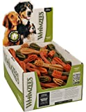 PARAGON 100-Count Box Whimzees Toothbrush Star for Pets, Medium