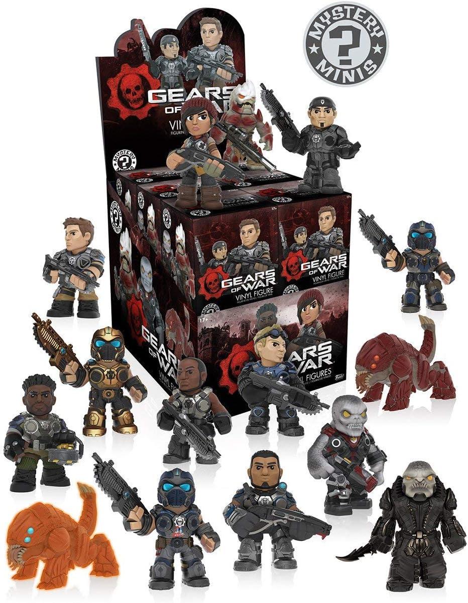 Funko Mystery Minis: Gears of War Set of 12 by Gears of War ...