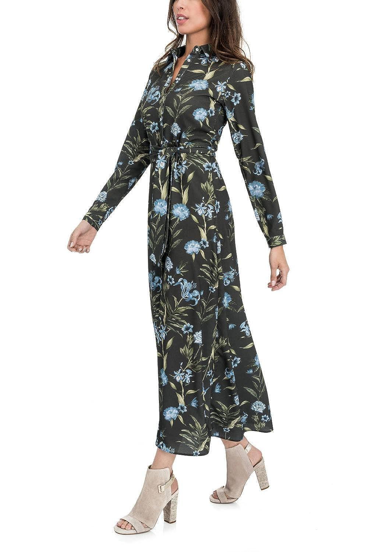 Vêtements Robe Accessoires Chemisier Fleuri Salsa Et qO64gtx6w