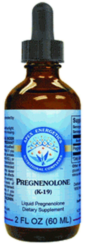 Apex Energetics - Pregnenolone (K-19) 2 Fl. Oz