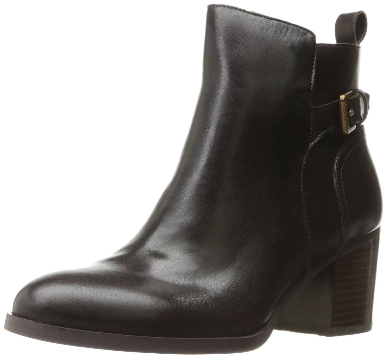 Lauren Ralph Lauren Women's Genna Ankle Bootie B01F4T40W0 7 B(M) US|Dark Chocolate