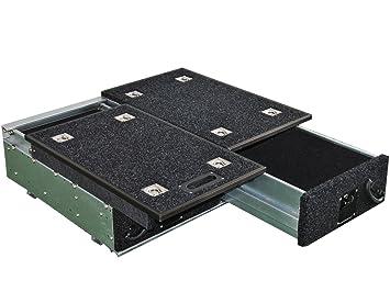 Vw Auto Kühlschrank : Vw t5 twin ziehen schublade system mit kühlschrank slide