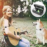 PETFON Perros Mascotas GPS Tracker Sin cuota mensual dispositivo de seguimiento en tiempo real Anti-perdida Monitor…