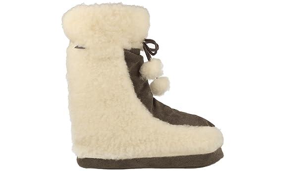 Casa Stile 100 leather da shoes Calde Stivaletto Pantofole RBJ Alto tw8gFqPt