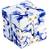 Infinity Cube Fidget Toy - Pressure Reduction Anxiety Relief Toy Killing Time for ADD, ADHD, Anxiety, and Autism Adult and Children