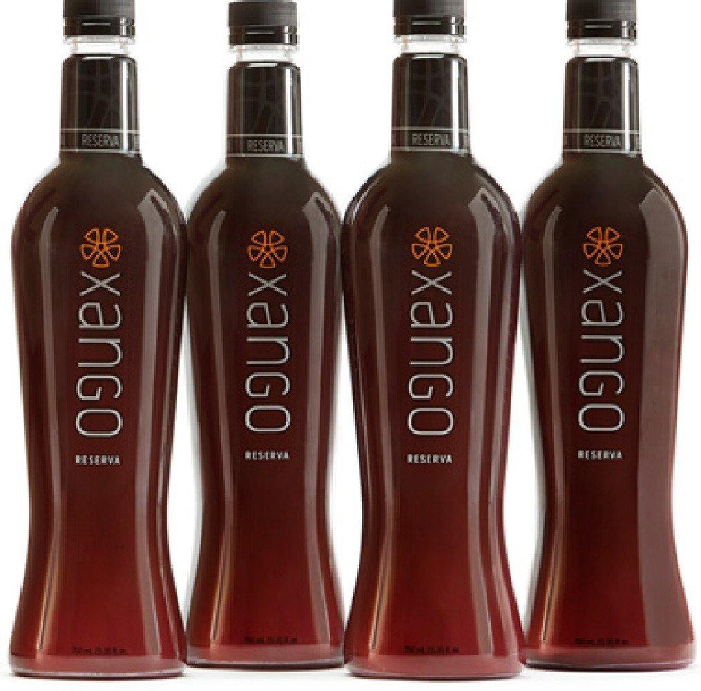 XANGO RESERVE / Mangosteen Juice, 1 case (4 bottles)