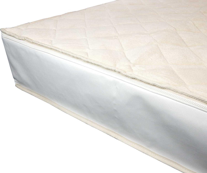 Frottee Wasserbettbezug Auflage Bezug Baumwolle für für für Wasserbett Rundumbezug (140 x 200 cm) f67557