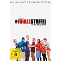 The Big Bang Theory - Die komplette zwölfte Staffel