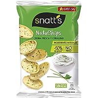 Grefusa - Snatt's | NatuChips Crema Fresca
