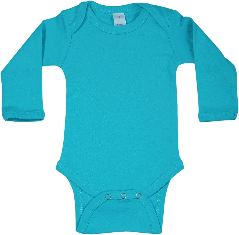 Monag Long Sleeve Baby Bodysuit