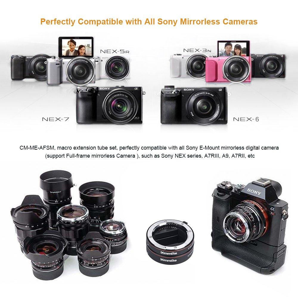 Commlite CM-ME-AFSM Autofokus Makro: Amazon.de: Kamera