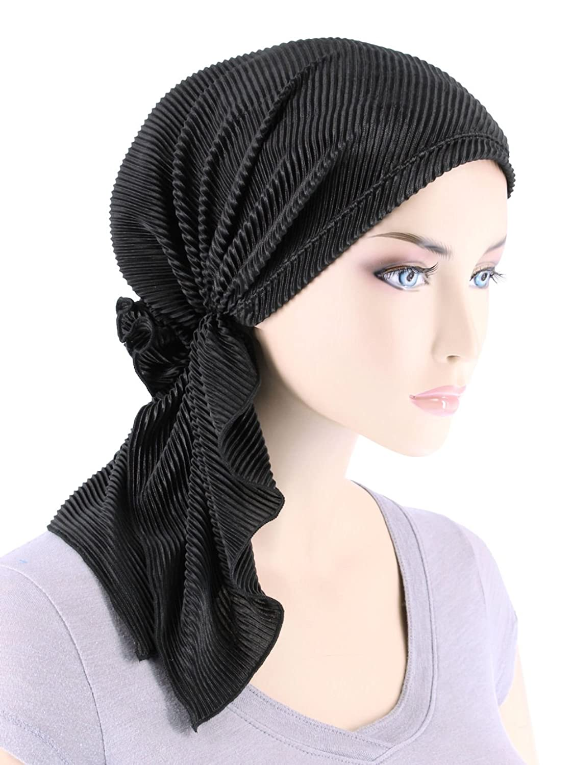 Caps for Women with Chemo Cancer Hair Loss Slip-On/™ Scarf