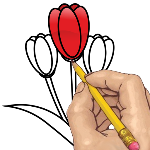 DrawMate How to Draw Flowers product image