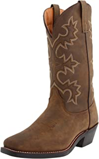 Laredo Dover Mens Tan Distressed fen ZAy Ry