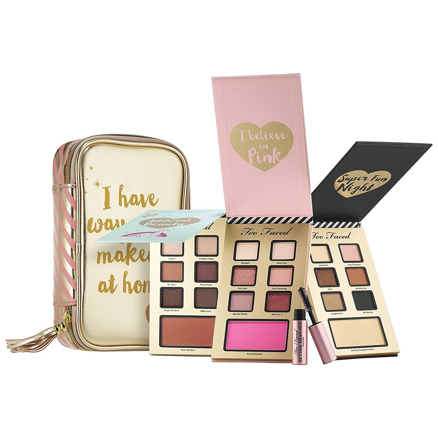 TOO FACED Best Year Ever Makeup Collection Limited Edition B075WDT1K5