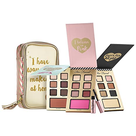 6b23de8f17 Buy Too Faced Best Year Ever Makeup Collection Online at Low Prices in  India - Amazon.in