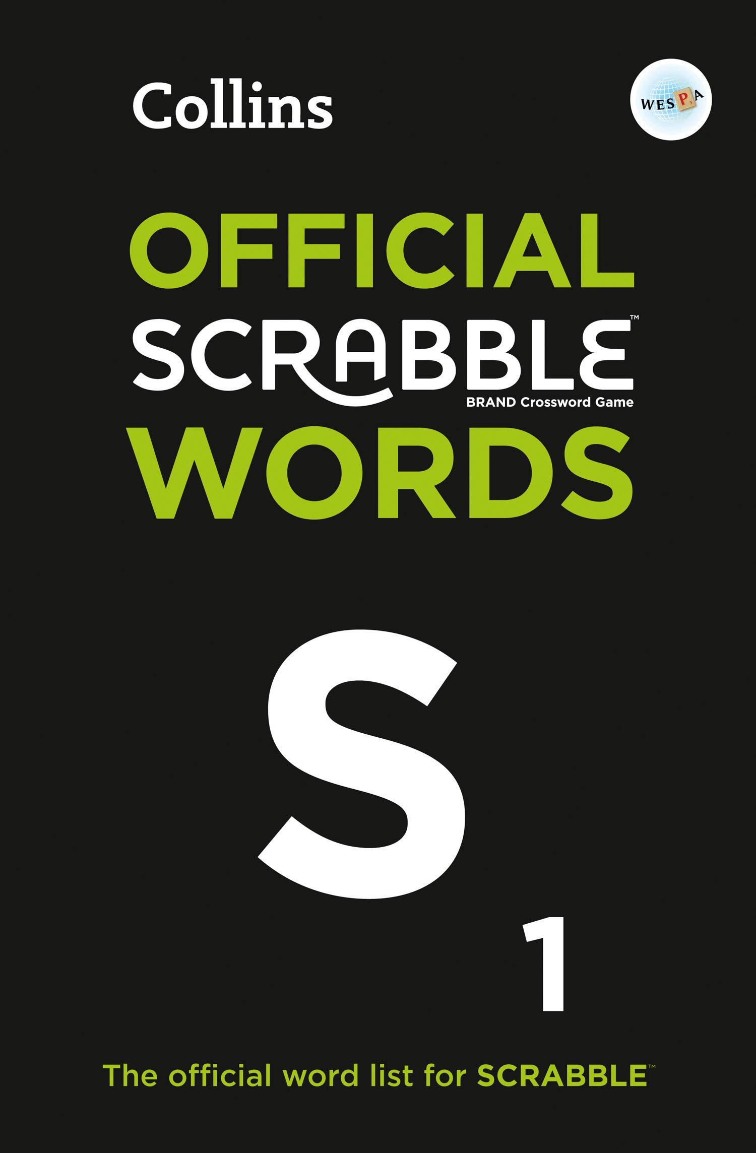 Official SCRABBLE® Words: The official, comprehensive wordlist for SCRABBLE®: Amazon.es: Collins Dictionaries: Libros en idiomas extranjeros