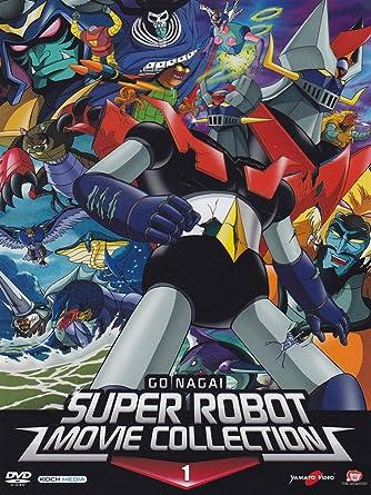 Super Robot #01 [Italia] [DVD]: Amazon.es: Masayuki Akehi, Nobutaka Nishizawa, Koichi Tsunoda: Cine y Series TV