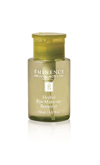 The Best Natural Eye Face Makeup Remover Oil Free Rich Vitamins Non Irritating No Hazardous