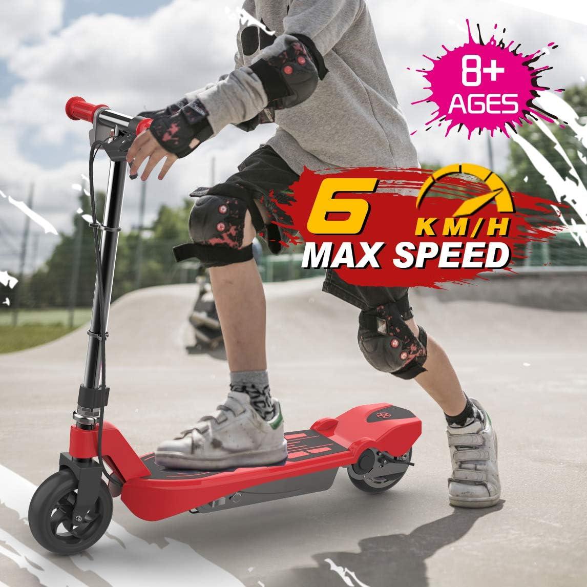 HOVERSTAR Electric -Best Kick Start Scooter for Kids 2021