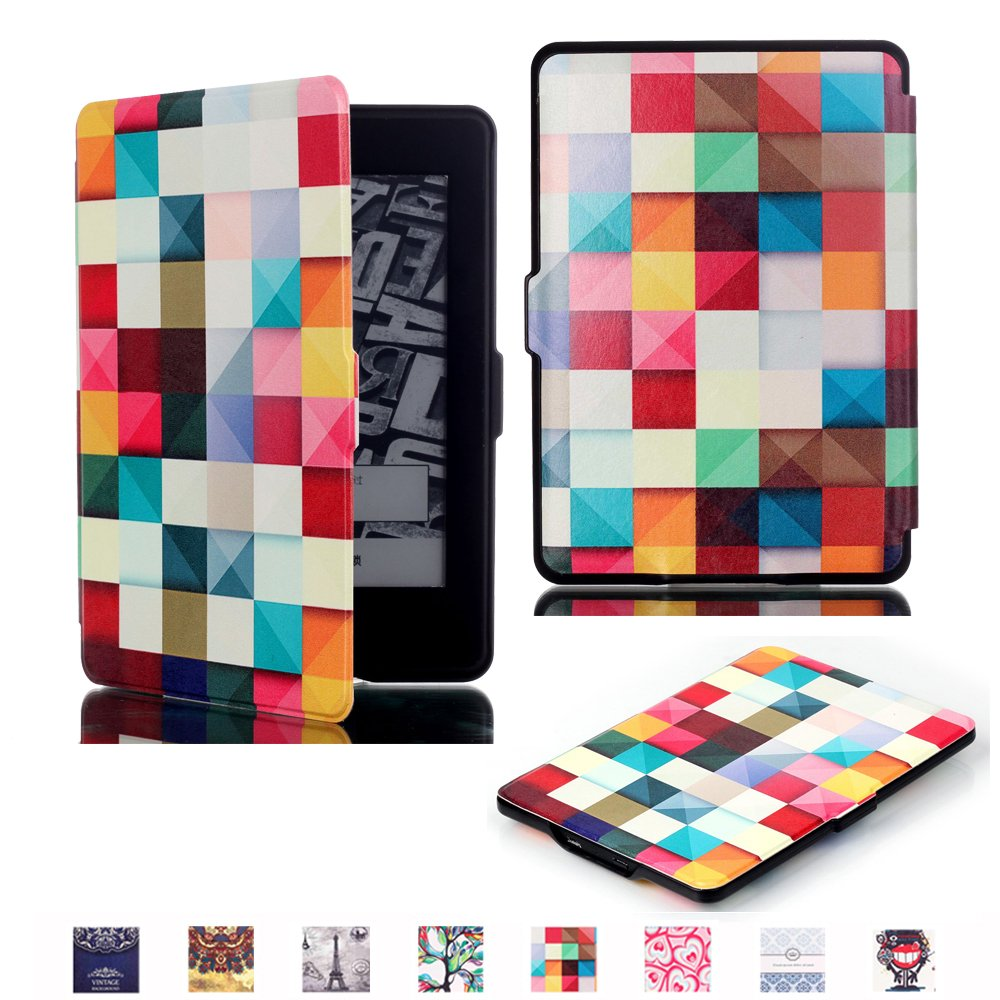 Funda para Amazon Kindle Paperwhite All  and Versions Yihya Slim Fit