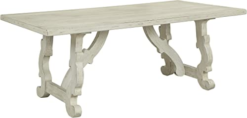 Treasure Trove Orchard Park Dining Table, White