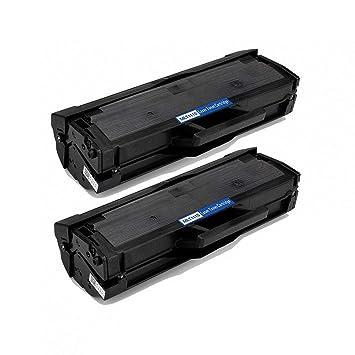 GREENPRINTER ® 2 x Toner compatible Samsung MLT-D111L/MLT-D111S ...