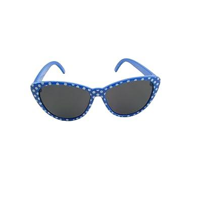 "American Fashion World Hearts Doll Blue Polka Dot Sunglasses Fits 18"" Dolls: Toys & Games"