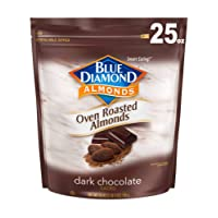 Deals on Blue Diamond Almonds Dark Chocolate 25oz