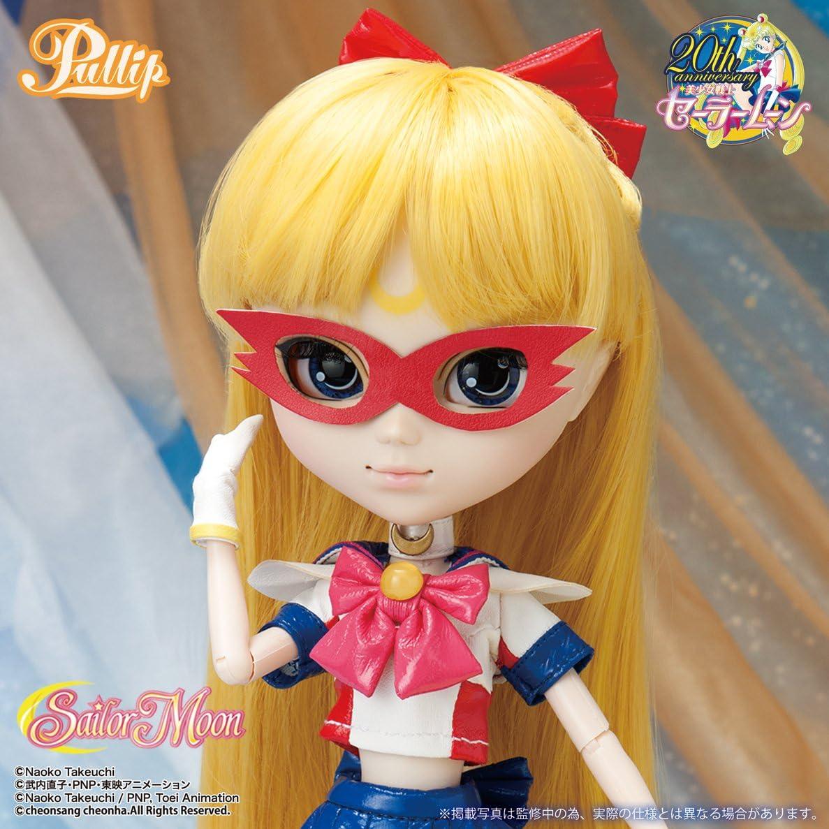 Pullip Sailor Moon Sailor V P-156 Fashion Doll Groove Japan Anime Character