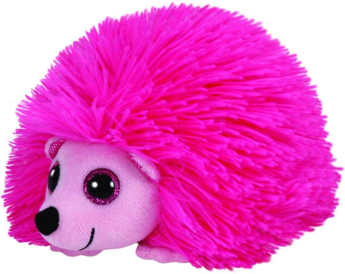 T.Y 41136 - Peluche (41136) - Peluche Erizo Lily Rosa Beanie Boos ...