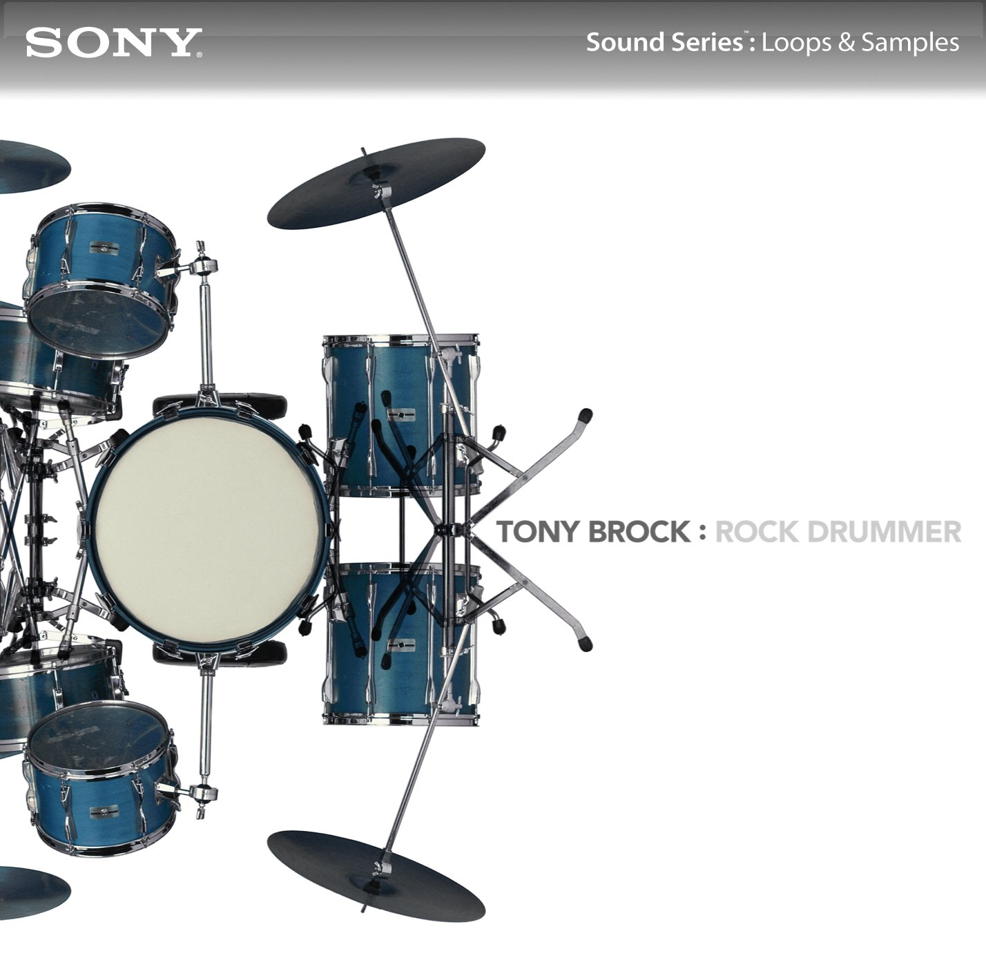 Tony Brock: Rock Drummer [Old Version] by Sony Creative Software