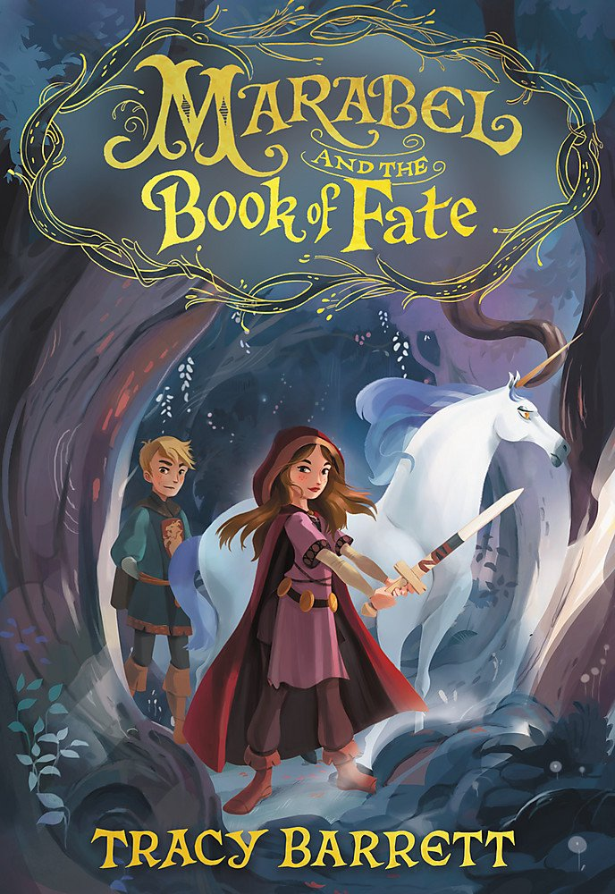 Marabel and the Book of Fate PDF