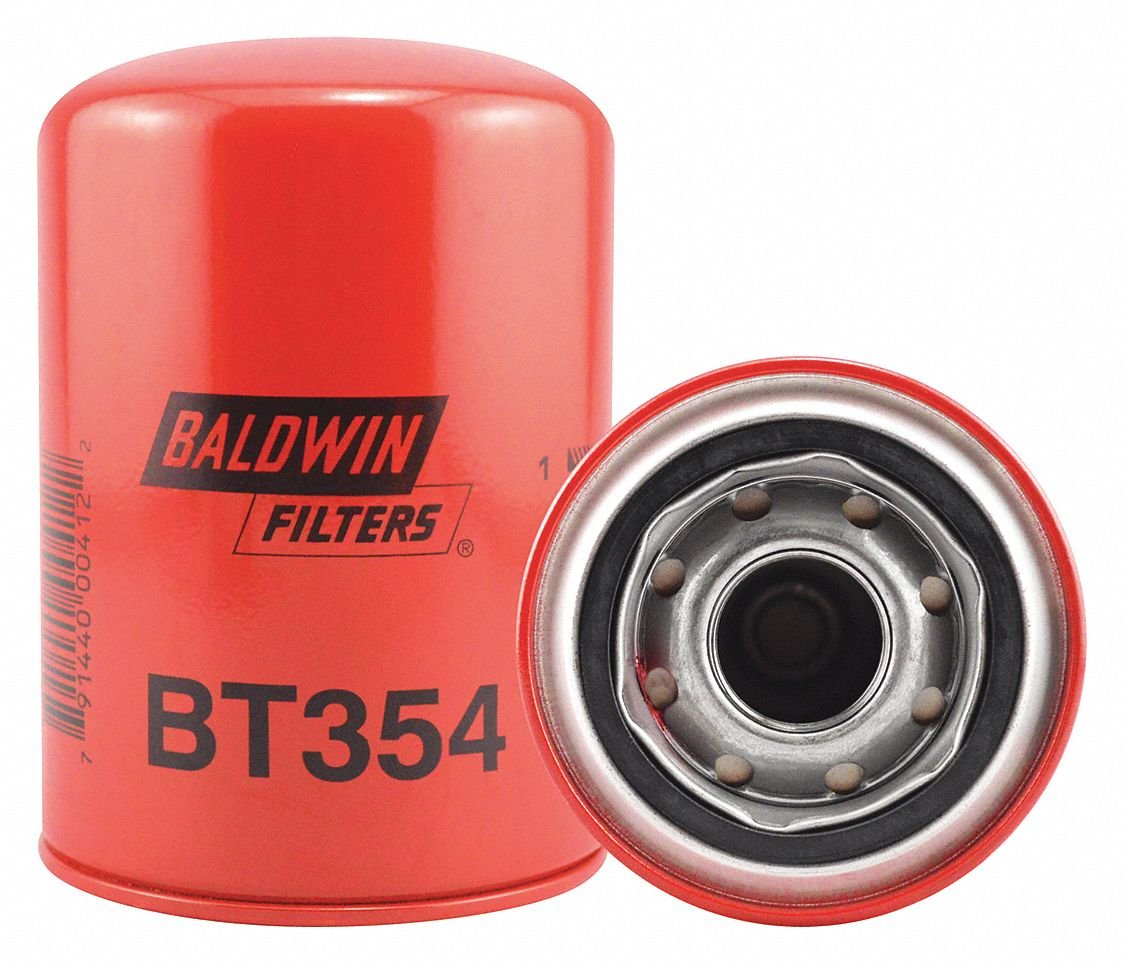 Transmission FilterSpin-On Filter Design by Baldwin Filters