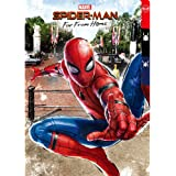 Marvel(マーベル) Spider-Man Far From Home(スパイダーマン:ファー・フロム・ホーム) 3ポケットクリアファイル [インロック]
